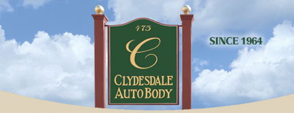 Clydesdale Auto Body - Since 1964